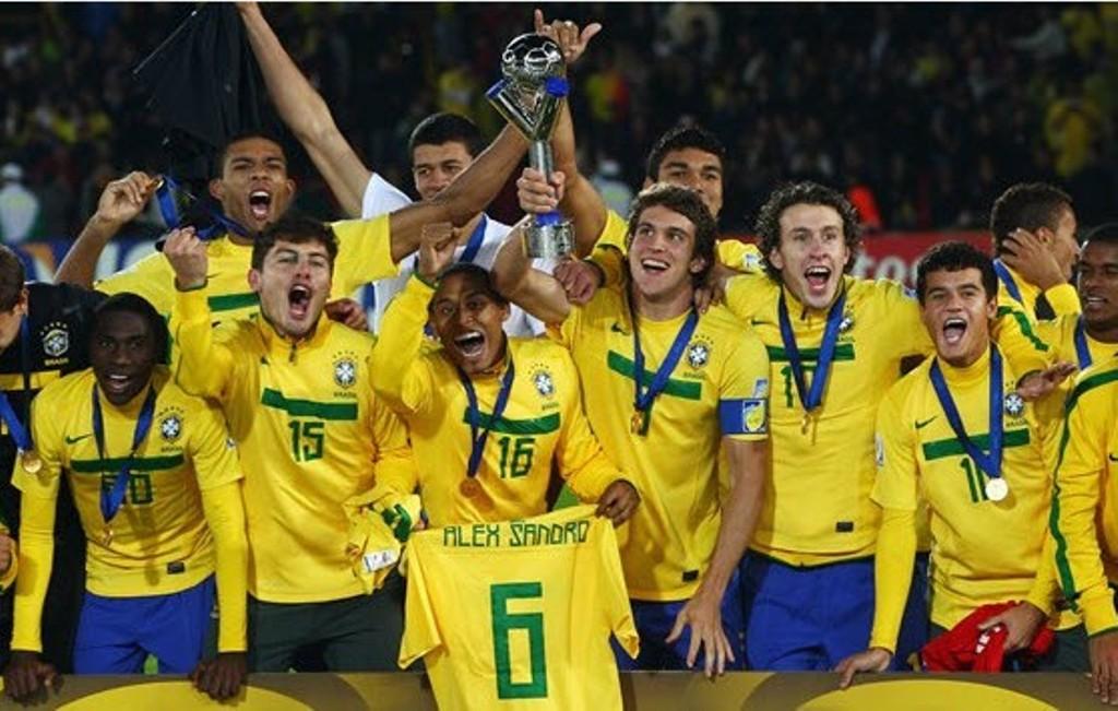 Futbolandia Dreamin': Brasile Pentacampeão Under 20 - La