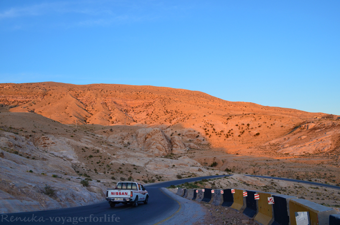 The Landscapes Of Jordan