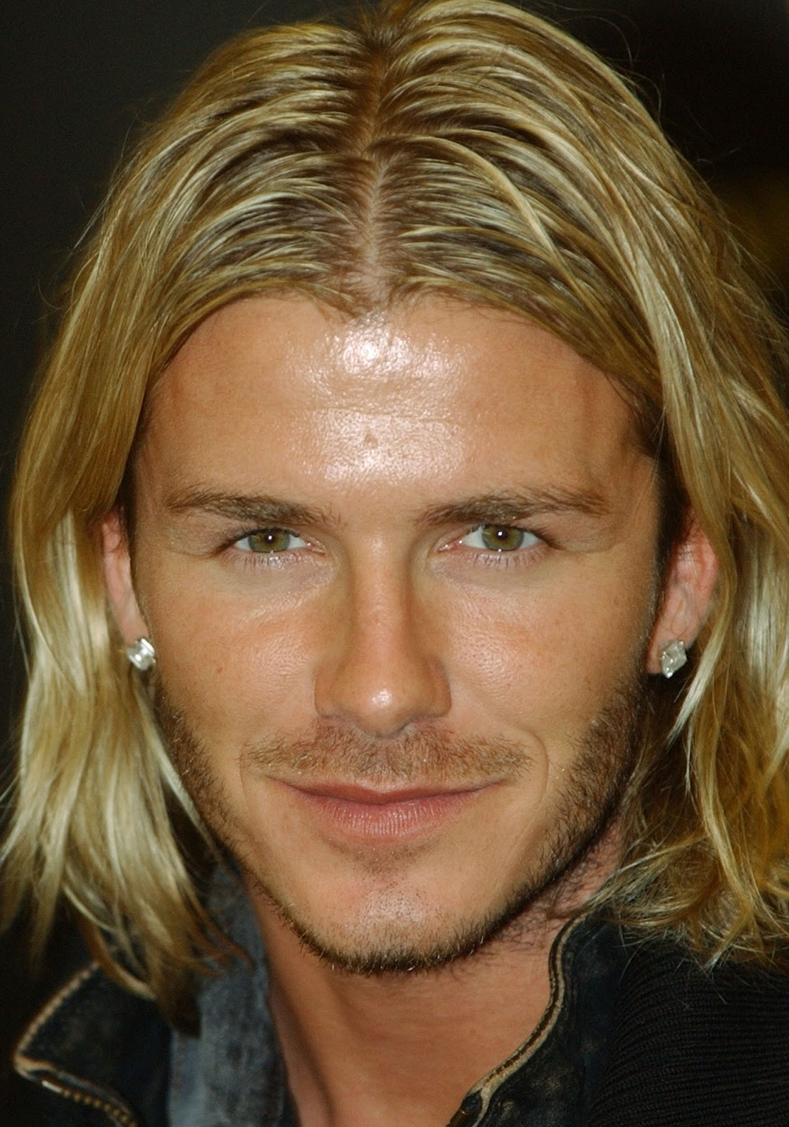 Formas de moda también beckham peinados Fotos de estilo de color de pelo - The Long and Short of Celebrity Hairstyles: David Beckham ...