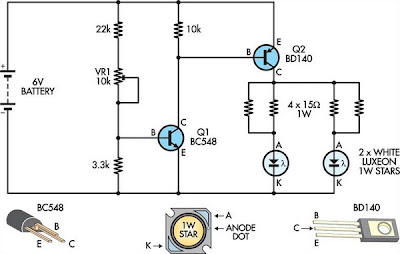 Wireless Repeater Diagram together with 1997 Honda Odyssey Horn Circuit Diagram furthermore Dark Sensor Light Sensor Automatic Street Light moreover 12v Battery Checker Circuit also Showthread. on led lights diagram wiring