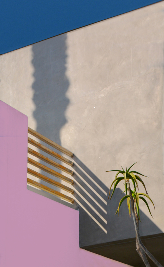 summer colors, palm springs pastel tones