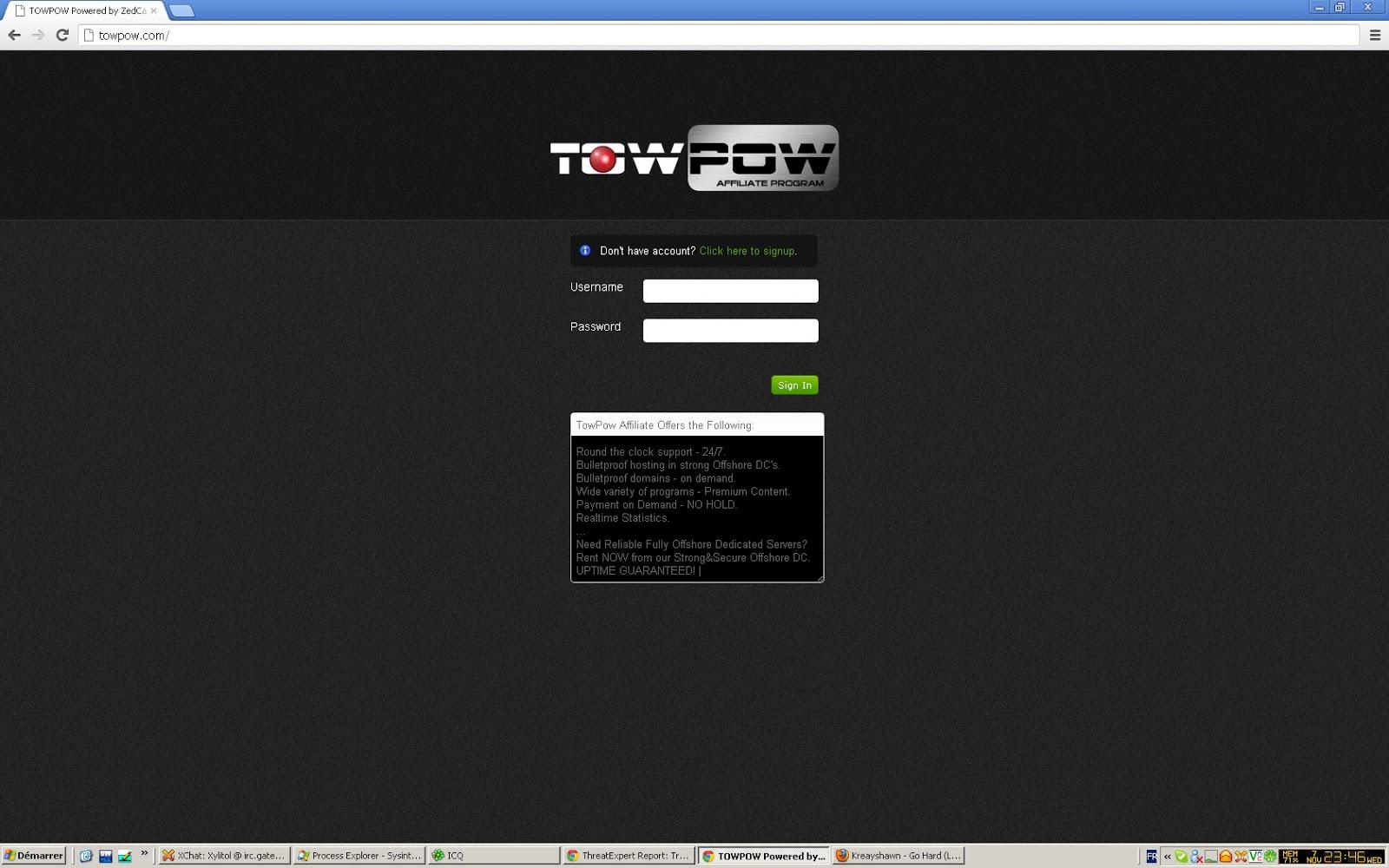 Dcs World Server Hosting: Bulletproof Hosting List