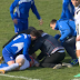 Croatian Striker, Bruno Dies Tragically On The Pitch After Ball Was Smashed On His Chest - Video