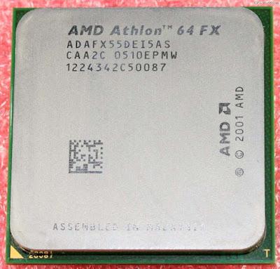 amd athlon64 fx