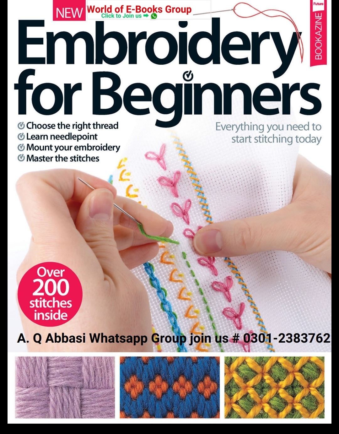 Embroidery For Beginners Pdf Learning Book Top Rated Pakistani