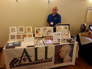 PAUL EXHIBITING AT BOOK FAIR IN IOWA CITY TODAY!!!