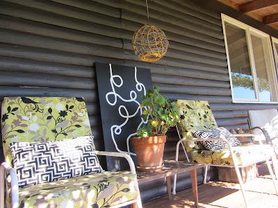 Thom Haus Handmade Hang A Basket Upside Down For A