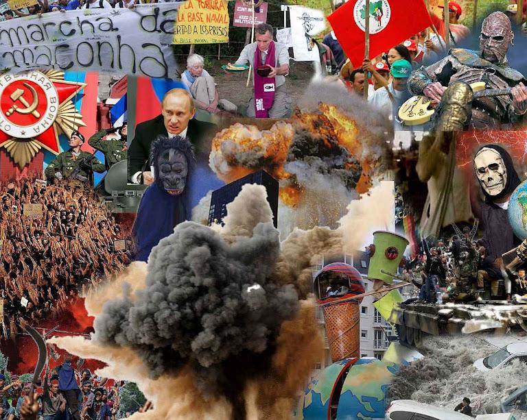 A Revolução é o assalto de Satanás contra a Igreja e a Cristandade