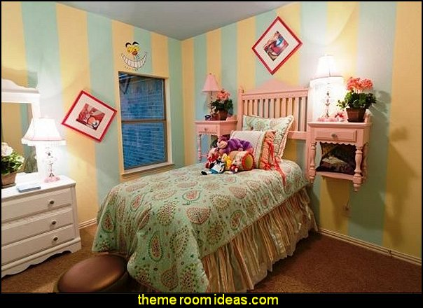 Decorating theme bedrooms  Maries Manor Alice in