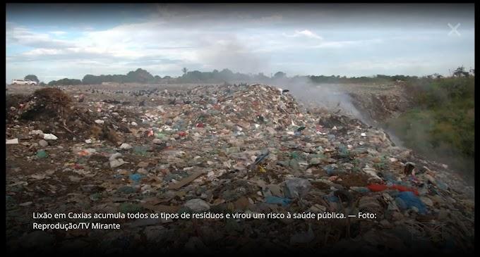 """""""FIM DE PRAZO"""" - Justiça condena Prefeitura de Caxias a restaurar espaço de lixão e construir aterro sanitário"""