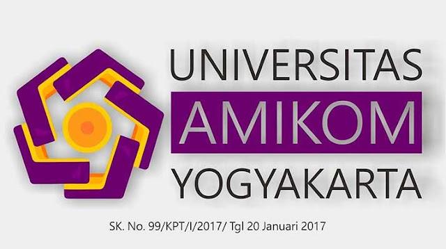 Rekrutmen Dosen Universitas AMIKOM Yogyakarta