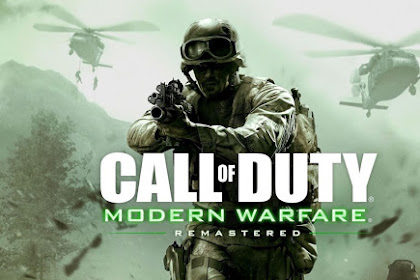 How to Download and Install Game Call of Duty Modern Warfare Remastered on Computer PC or Laptop