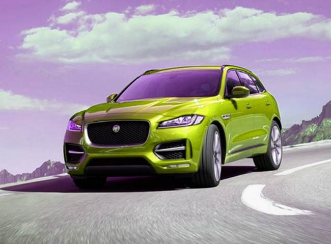 2017 F-PACE