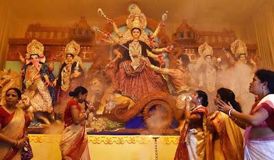 Maha Panchami 2018,Maha Sasthi 2018,Maha Saptami 2018,Maha Ashtami 2018,Maha Nabami 2018,Bijaya Dashami 2018,