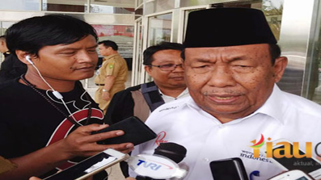 Dikonfirmasi Kemampuan Riau Kelola Blok Rokan Rp1,267 Triliun, Wakil Gubernur Riau Mengamuk