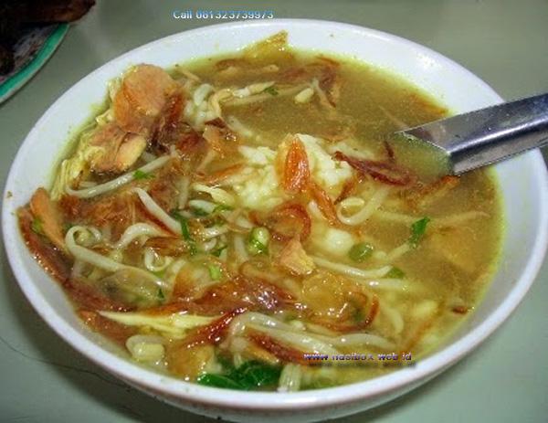 Resep soto ayam nasi box walini ciwidey