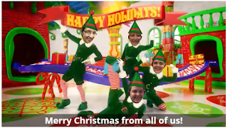 Merry Christmas from GPL Kids