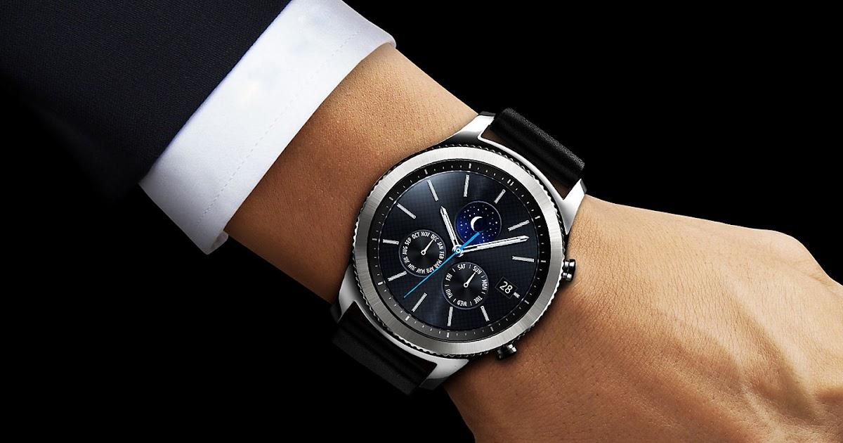 Así seria el nuevo Samsung Gear S4