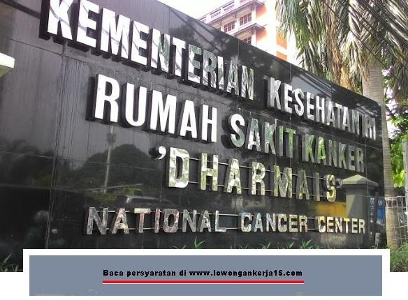 seleksi lowongan kerja karyawan rumah sakit kanker