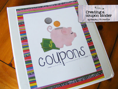 How to Make a Coupon Binder with FREE Printables