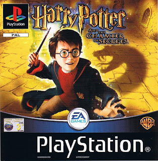 Harry Potter Chamber of Secrets Cover(Capa)