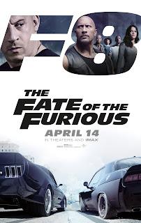 The Fate of Furious - Segundo Poster & Segundo Trailer