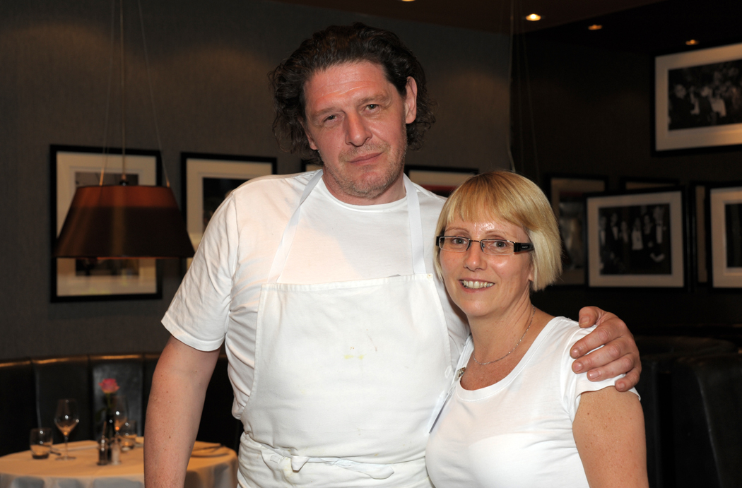 Marco Pierre White and me