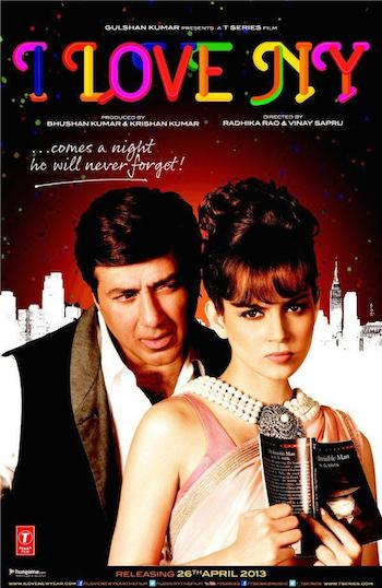 I Love NY 2015 Hindi Full Movie