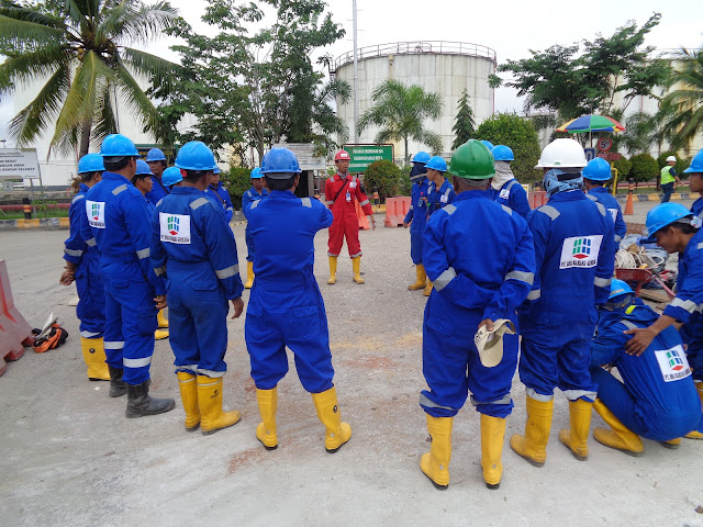 Safety Talk PT. Bina Bahana Gemilang