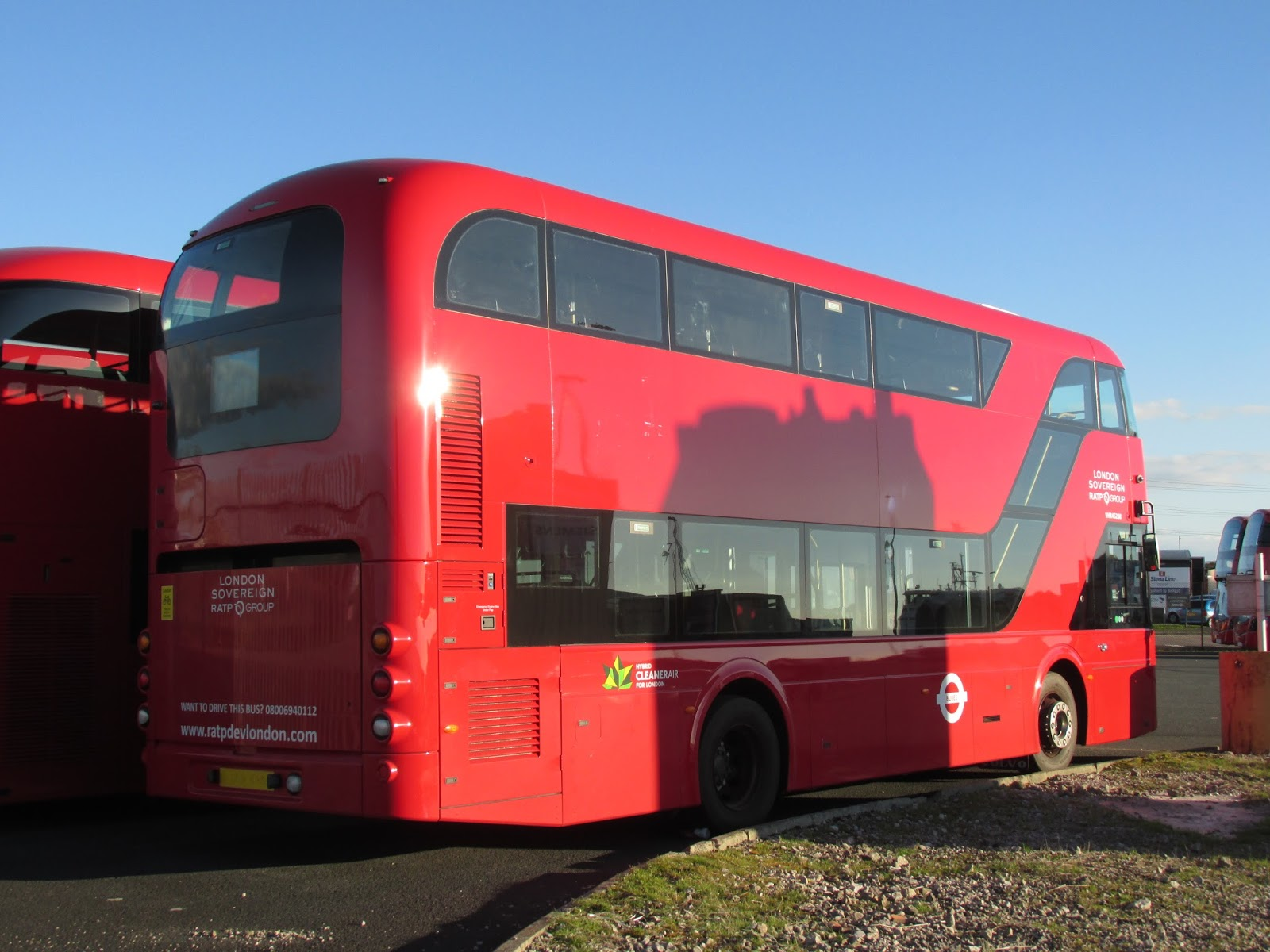 Benji Transport 12 : The Brand New Bus Blog: 66 Plate Double Deck File