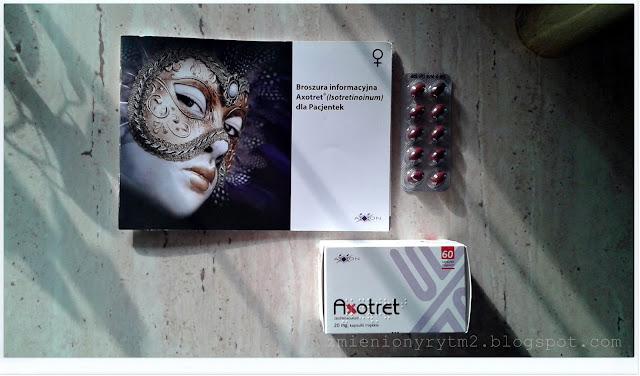 Izotretynoina - walka z trądzikiem + pielęgnacja podczas kuracji | Axotret