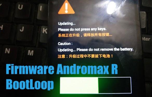 Cara Flashing Andromax R I46D1G via TF Update microSD