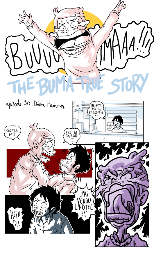 The Buma True Story Episode 30 - Divine Hammer