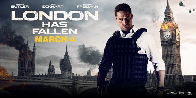 London Has Fallen 2016 Hindi DD 5.1 Dual Audio 480p 720p 1080p BRRip Hevc 10bit