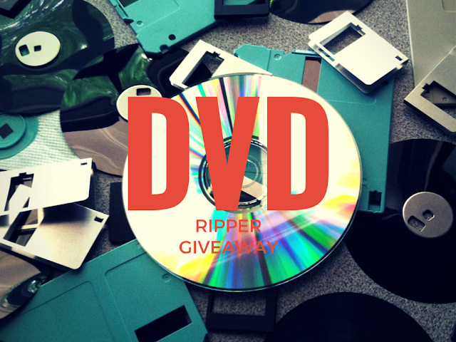 DVD Ripper Software Giveaway : 5 Free Licenses