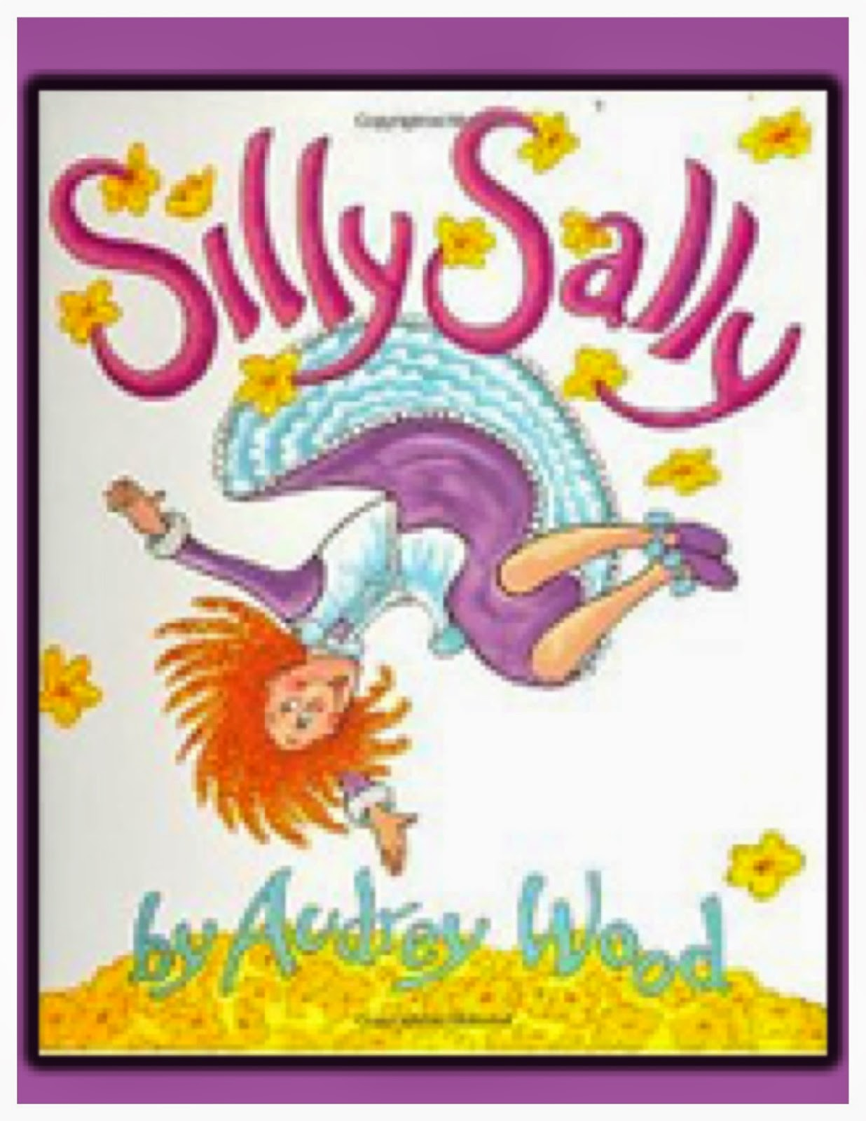 2speakright Book Of The Week Silly Sally