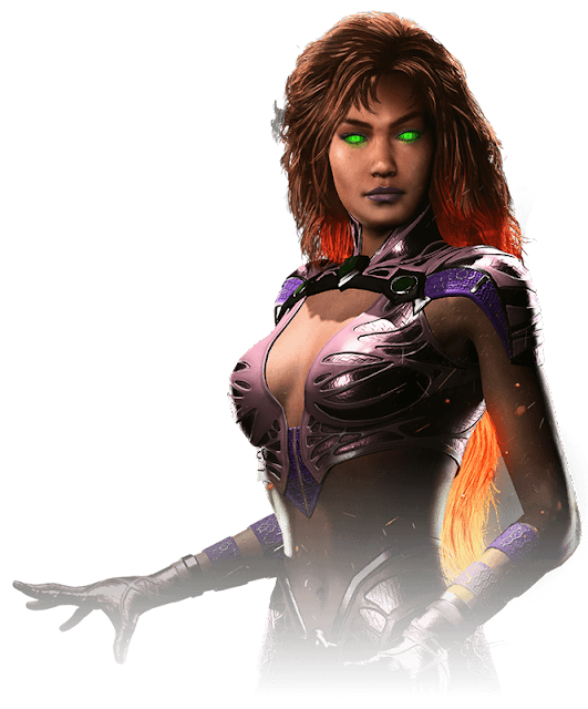 "Starfire llega a ""Injustice 2"""