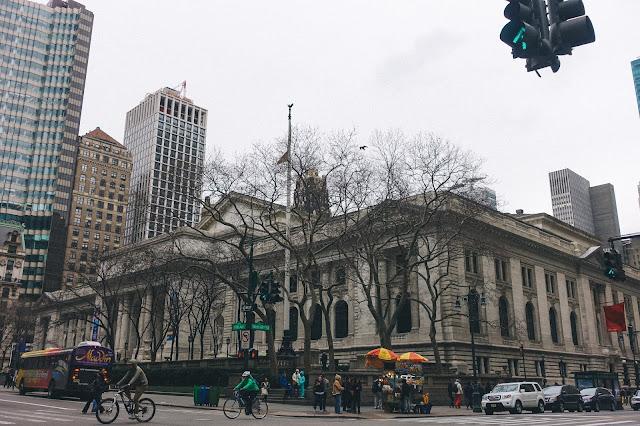 ニューヨーク公共図書館(New York Public Library)