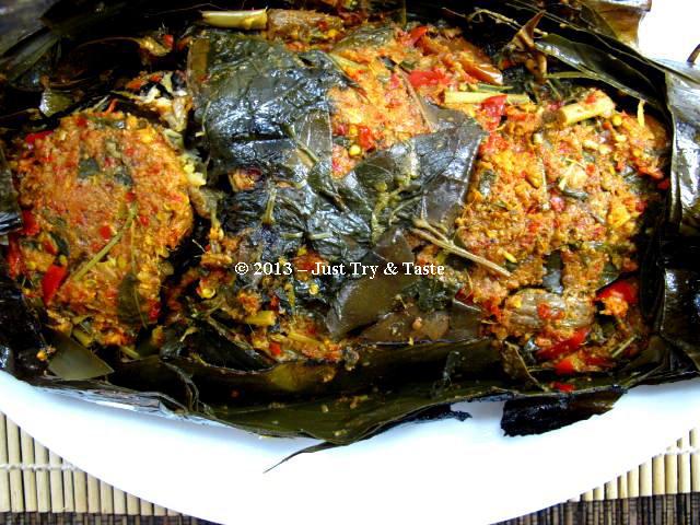 cara membuat resep pepes ikan  Laura Butragueo