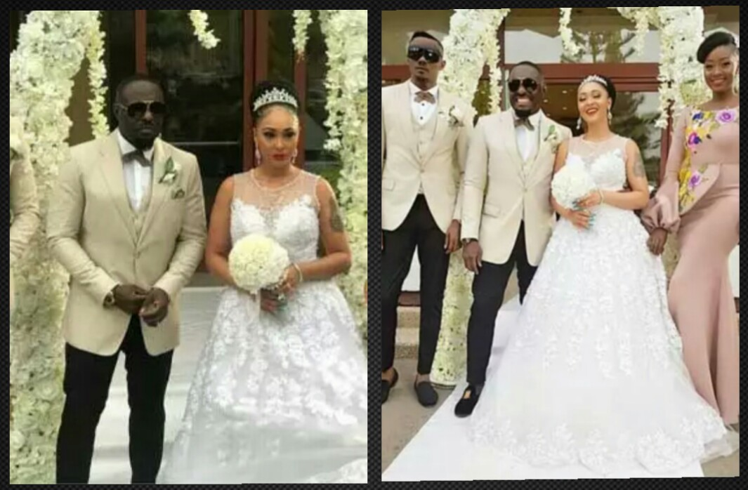 Image result for HAPPY MARRIED LIFE TO ACTOR JIM IYKE/ON A SET OF MOVIE YORUBA DEMONS