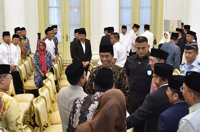 Presiden Jokowi: Pemerintah Terus Berupaya Tingkatkan Kesejahteraan Rakyat dan Tuntaskan Kemiskinan - Info Presiden Jokowi Dan Pemerintah