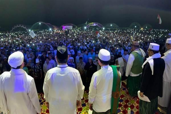 Mengharukan, Sebelum Meninggal Dunia, Prabowo Ingin Lihat Rakyat Indonesia Sejahtera