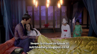 Sinopsis Go Princess Go Episode 32