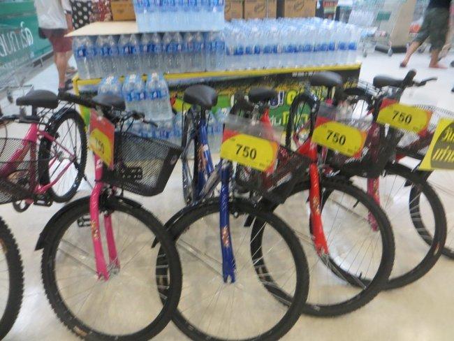 Велосипеды дешево Таиланд