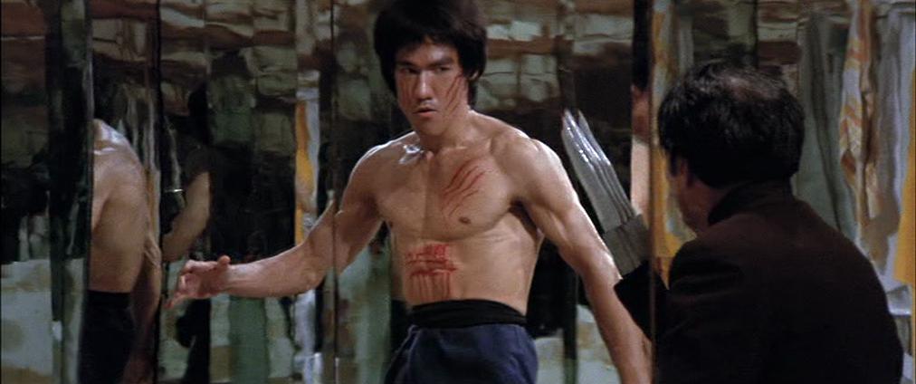 Somebody Stole My Thunder: Room full of mirrors - Bruce ...
