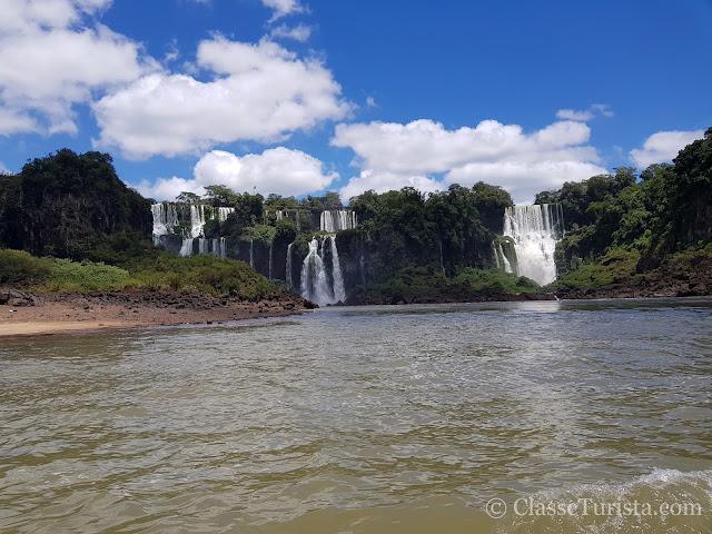 Rio Iguaçu - Macuco Safari