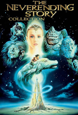The Neverending Story Coleccion DVD R1 NTSC Latino