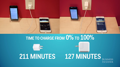 2 Trik Mempercepat Charging iPhone