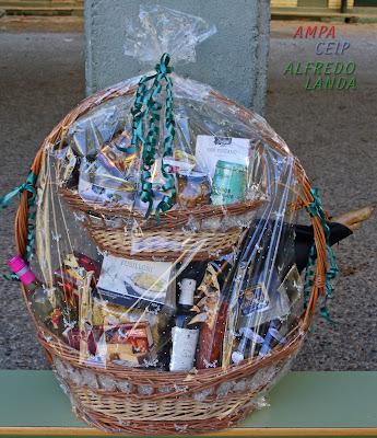 III Chocolatada Navideña y Rifa de una Cesta de Navidad