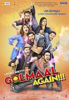 Golmaal Again 2017 Full Movie [Hindi-DD5.1] 720p DVDRip ESubs Download
